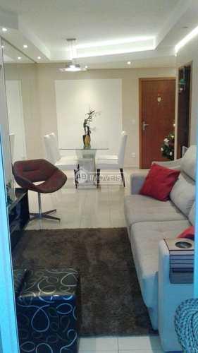 Apartamento, código 2932 em Santos, bairro Embaré
