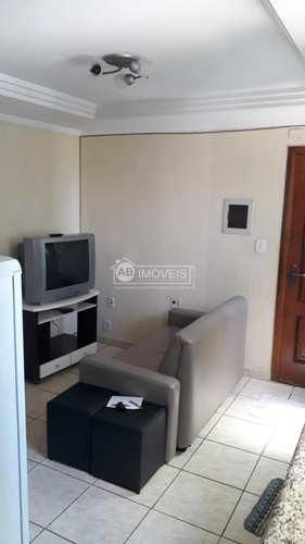 Apartamento, código 2938 em Santos, bairro José Menino