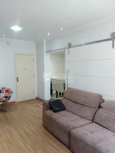 Apartamento, código 2940 em Santos, bairro Boqueirão