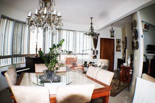 Apartamento, código 2951 em Santos, bairro Pompéia