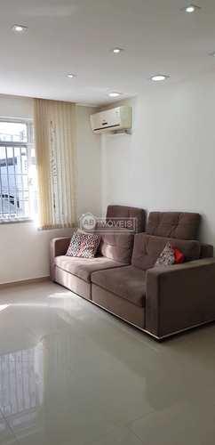 Apartamento, código 2967 em Santos, bairro Aparecida