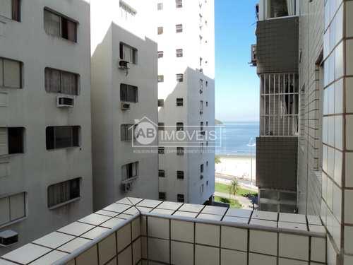 Apartamento, código 2973 em Santos, bairro Ponta da Praia