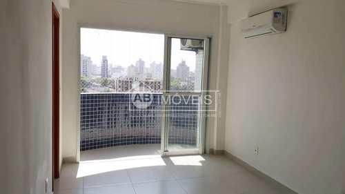 Apartamento, código 3036 em Santos, bairro Ponta da Praia