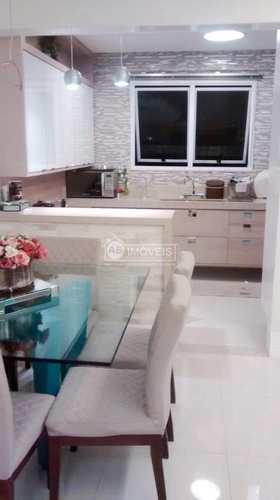 Apartamento, código 3042 em Santos, bairro Aparecida