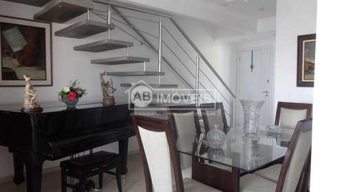 Apartamento, código 3063 em Santos, bairro Boqueirão