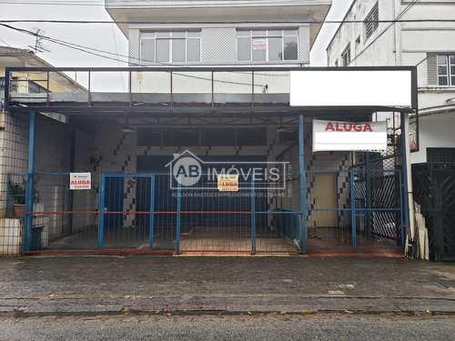 Prédio, código 3079 em Santos, bairro Vila Mathias