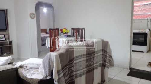 Apartamento, código 3098 em Santos, bairro Macuco