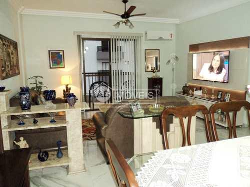 Apartamento, código 3112 em Santos, bairro Aparecida