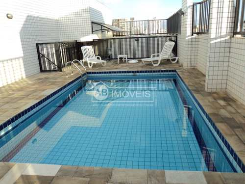 Apartamento, código 3158 em Santos, bairro Boqueirão