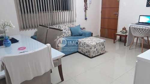 Apartamento, código 3162 em Santos, bairro Pompéia