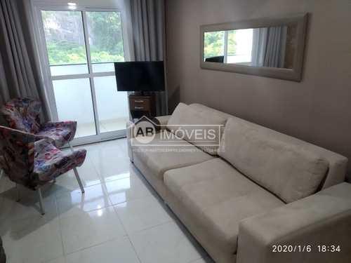 Apartamento, código 3226 em São Vicente, bairro Vila Voturua