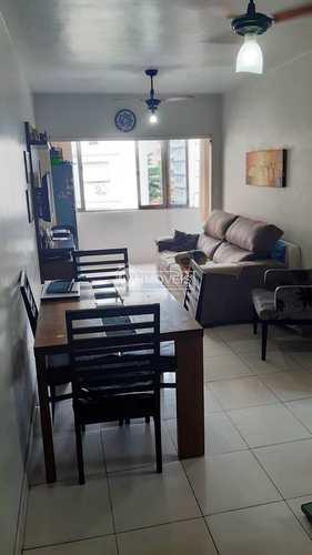 Apartamento, código 3244 em Santos, bairro José Menino