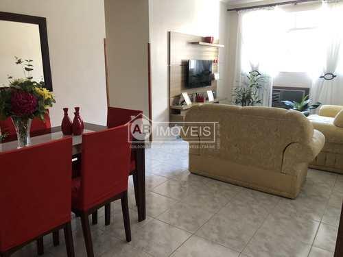 Apartamento, código 3266 em Santos, bairro Marapé