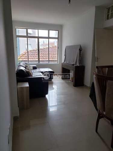 Apartamento, código 3270 em Santos, bairro Gonzaga