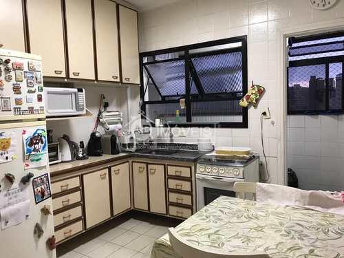 Apartamento, código 3282 em Santos, bairro Vila Belmiro