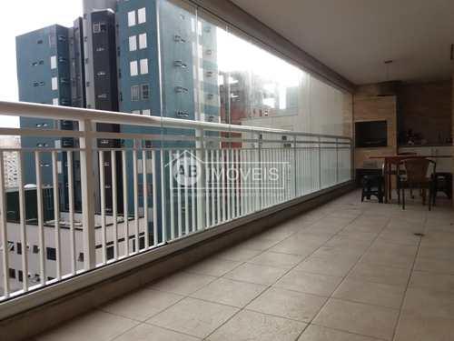 Apartamento, código 3286 em Santos, bairro Gonzaga