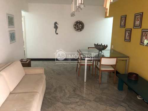 Apartamento, código 3312 em Santos, bairro José Menino