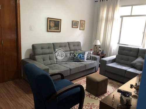 Apartamento, código 3335 em Santos, bairro Marapé