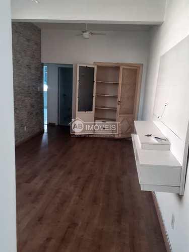 Apartamento, código 3342 em Santos, bairro Boqueirão