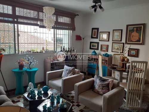 Apartamento, código 3353 em Santos, bairro Boqueirão