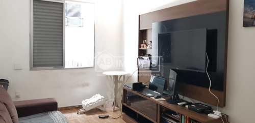 Apartamento, código 3372 em Santos, bairro José Menino