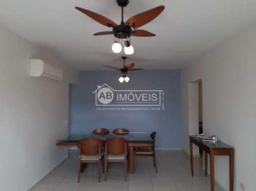 Apartamento, código 3433 em Santos, bairro Gonzaga