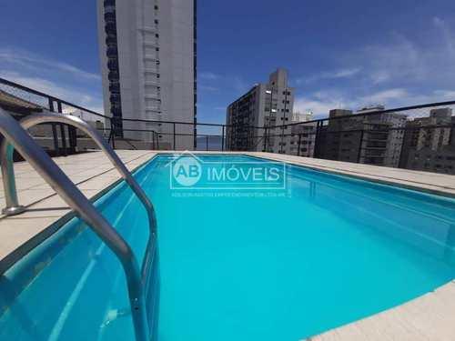 Apartamento, código 3510 em São Vicente, bairro Itararé