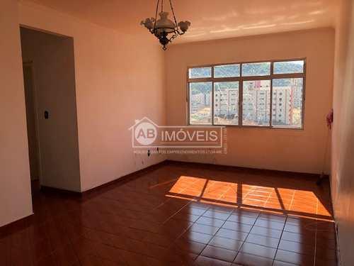 Apartamento, código 3541 em Santos, bairro Marapé