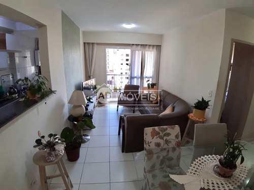 Apartamento, código 3543 em Santos, bairro Encruzilhada