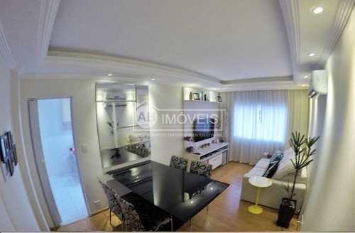 Apartamento, código 3549 em Santos, bairro Campo Grande