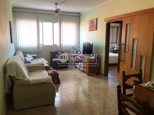 Apartamento, código 3552 em Santos, bairro Campo Grande