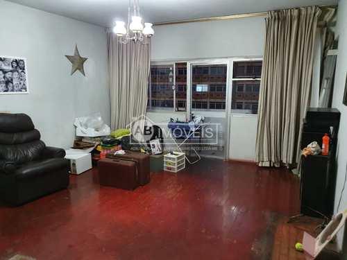 Apartamento, código 3565 em Santos, bairro Gonzaga