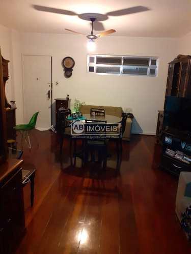 Apartamento, código 3574 em Santos, bairro Boqueirão