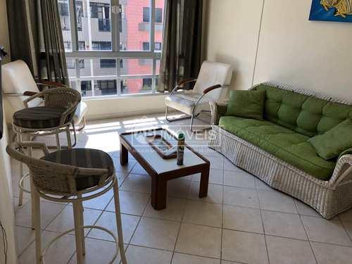 Apartamento, código 3603 em São Vicente, bairro Itararé