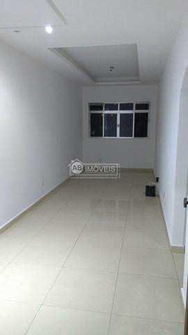 Apartamento, código 3613 em Santos, bairro Vila Mathias