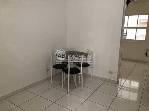 Apartamento, código 3642 em Santos, bairro José Menino