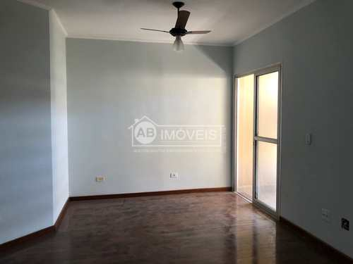 Apartamento, código 3645 em Santos, bairro Vila Mathias