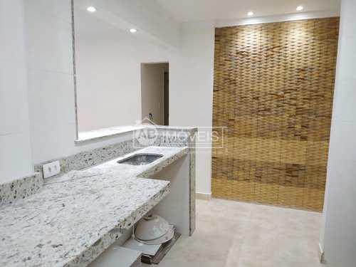 Apartamento, código 3648 em Santos, bairro José Menino