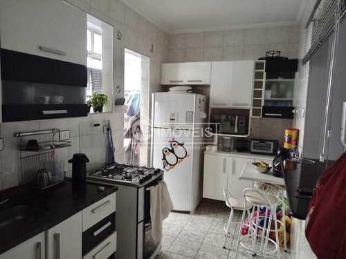 Apartamento, código 3669 em Santos, bairro Pompéia