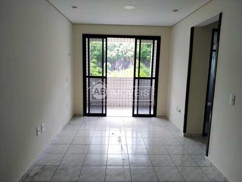 Apartamento, código 3699 em São Vicente, bairro Itararé