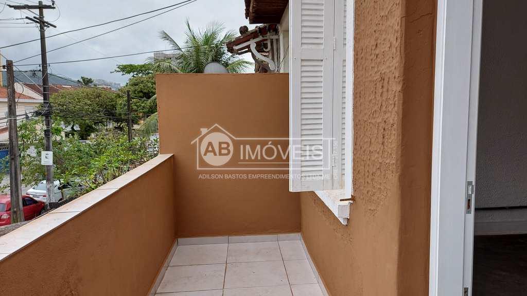 Sobrado Comercial em Santos, no bairro Vila Belmiro