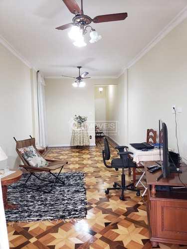 Apartamento, código 3765 em Santos, bairro Boqueirão