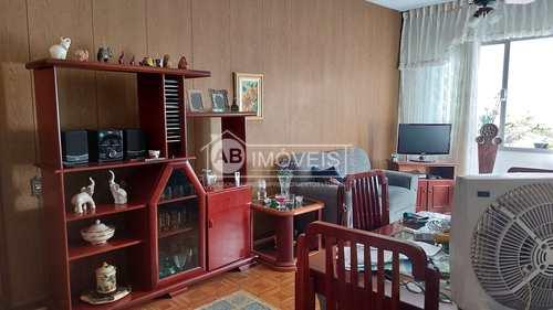 Apartamento, código 3802 em Santos, bairro Gonzaga