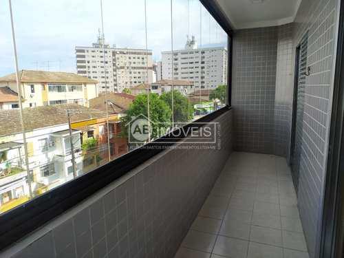 Apartamento, código 3815 em Santos, bairro Macuco