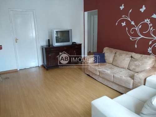 Apartamento, código 3874 em Santos, bairro Ponta da Praia