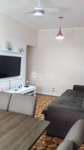 Apartamento, código 3967 em Santos, bairro José Menino
