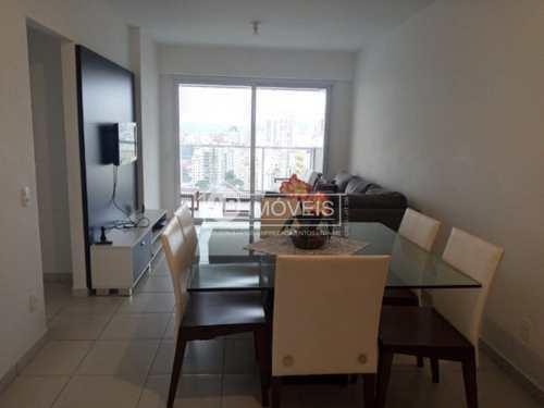 Apartamento, código 4115 em Santos, bairro Gonzaga