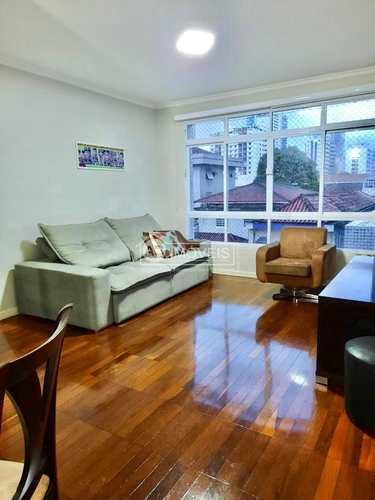 Apartamento, código 4127 em Santos, bairro Boqueirão