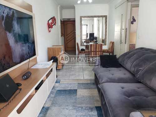 Apartamento, código 4156 em Santos, bairro Gonzaga