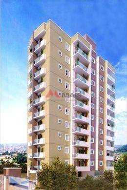Apartamento, código 909 em Salto, bairro Vila Teixeira